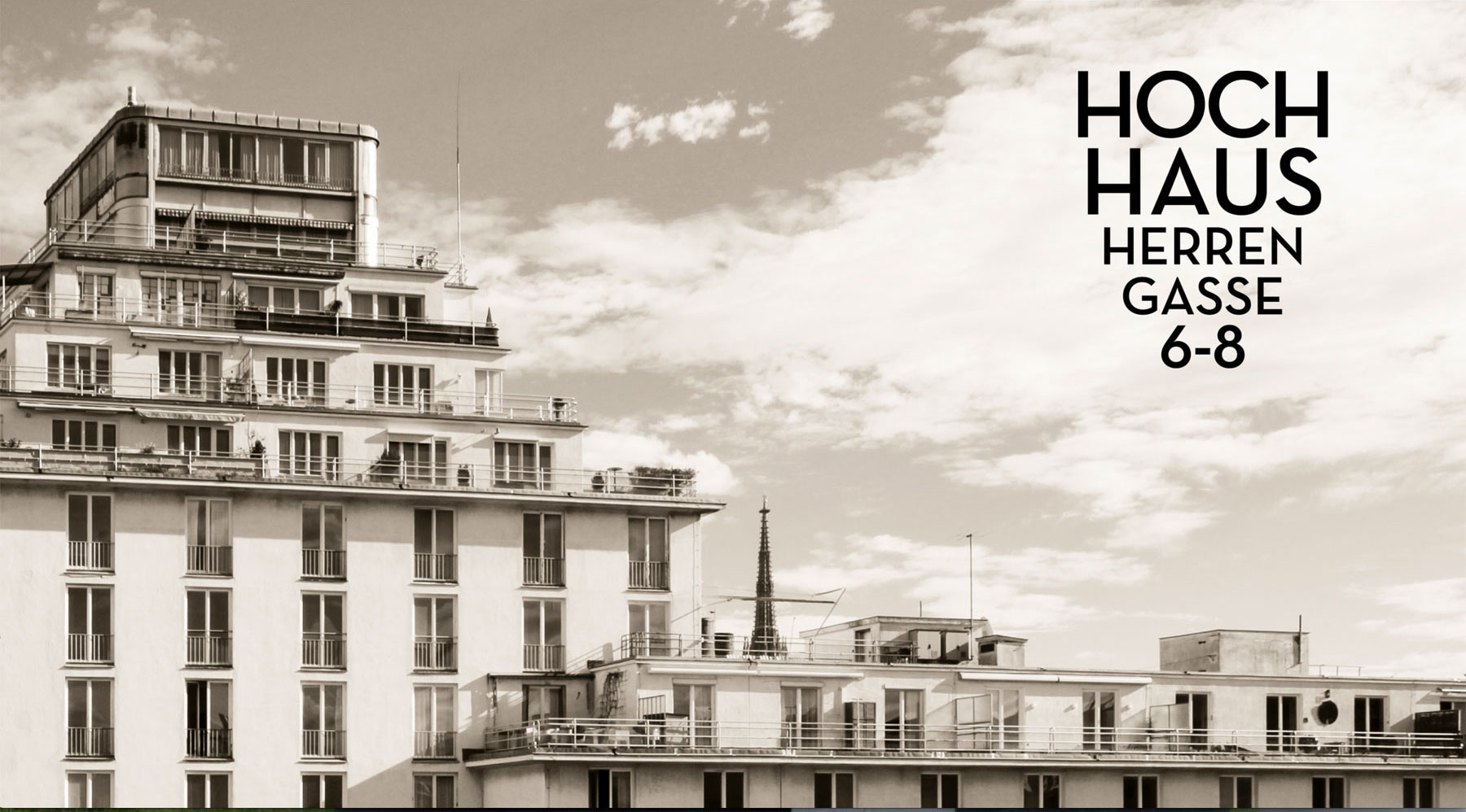 Hochhaus Herrengasse_grafikwerkstatt