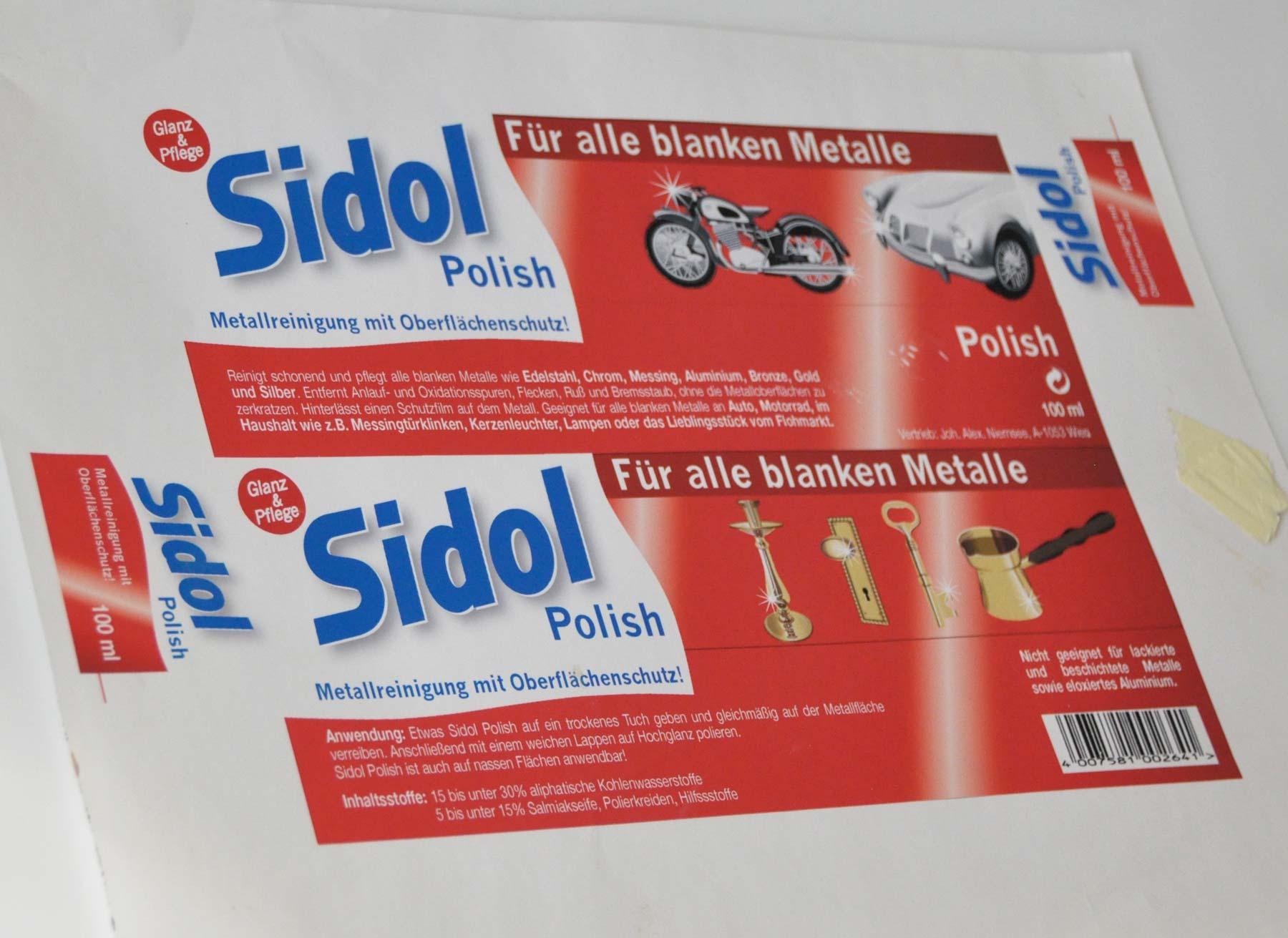 Sidol, Fa Niernsee